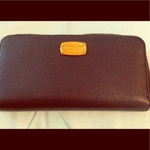 A big size wallet